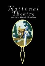 National Theatre - Art Print - $19.99+
