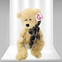 "TY The Attic Treasures Collection ""Bearington"" Beanie Brown Bear Stuffed... - $22.77"
