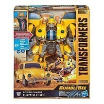Transformers: Bumblebee - Power Charge Bumblebee - $129.67