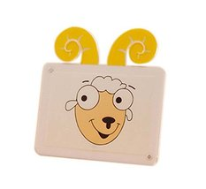 6-inch Children Creative Combination Photo Frame Courage Sheep Models