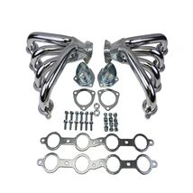 LS SWAP LS1/LS2/LS6 BLOCK HUGGER CERAMIC COATED HEADERS 4.8L 5.3L 5.7L 6.0L 6.2L image 9