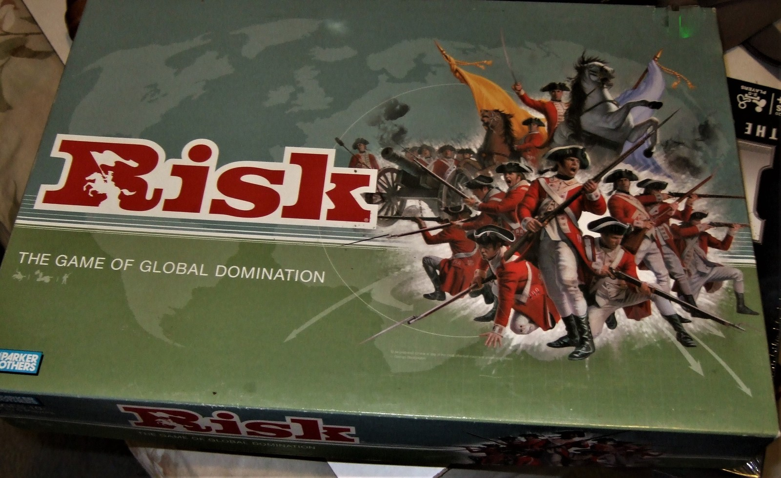 Primary image for Risk Board Game - The Game of Global Domination