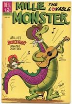 Millie the Lovable Monster 3 Oct 1964 NM- (9.2) - $51.73