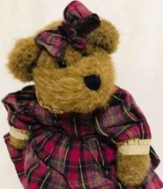 "The Boyds Collection Ethel B Bruin 1990-1997 Teddy Bear 13"" Plush Vintage - $38.22"