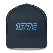 Betsy Ross hat / 1776 hat / betsy Ross Trucker Cap image 8