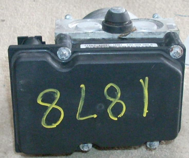 2008 NISSAN VERSA ANTI LOCK ABS BRAKE PUMP ASSEMBLY 47660EM3A OEM