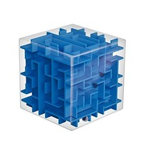 Trekbest 3D Magic Cube Puzzle Box Sequential Puzzles as Birthday Gift Blue - $8.93