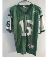 VTG Starter Vinnie Testaverde NY Jets NFL Football Jersey Youth M 10-12 - $12.86