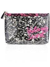 Victoria's Secret Medium Lace Overnight Cosmetic Travel Bag - $16.33