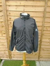 Men's Helly Hansen Grey Lightweight Jacket UK S excellent condition - $25.83