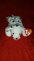 Ty beanie babies Sparky the dalmation dog free shipping - $16.78