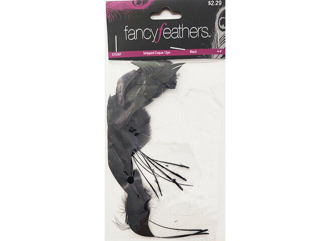 Hobby Lobby Fancy Feathers Stripped Coque #573287