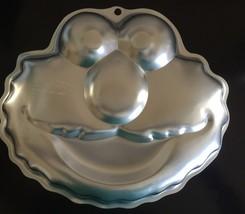 NEW WILTON SESAME STREET ELMO CAKE PAN BIRTHDAY MOLD 2105-3461 - $361,05 MXN