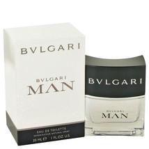 Bvlgari Man by Bvlgari Eau De Toilette Spray 1 oz - $28.95