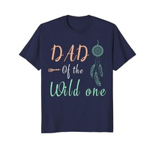 Dad Shirts - Funny Shirt Cute Dad Of The Wild One Thing 1st Birthday Men - $19.95+