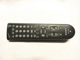 Sony RM-V201 4-Device Universal Remote Link to Manual Free Shipping *B11 - $7.96