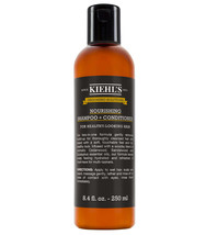 Kiehl's Grooming Solutions Nourishing Shampoo and Conditioner 8.4 oz / 2... - $19.73