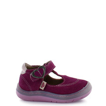 Girl's Rilo pink and silver baby walker shoe - $35.98