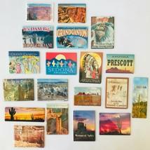 Lot 20 Arizona Fridge Magnets Grand Canyon Sedona Hoover Dam Desert Scenes - $43.53