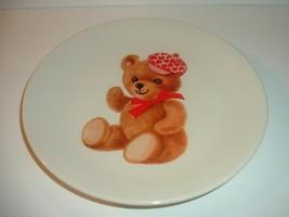 Homer Laughlin Teddy Bear Plate - $14.99