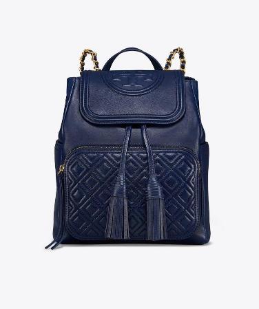 b2a857cbcb3d Tory Burch Fleming Backpack ( 558)- Royal and 50 similar items. Img  6030517008 1527380222
