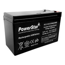 3 Year Warranty D5779 UB1280-F2 Universal Lead Acid Battery 12V 9AH - ₹1,675.19 INR