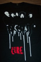 THE CURE 2013 THE GREAT CIRCLE TOUR T-Shirt MEDIUM NEW - $19.80