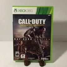 Call of Duty: Advanced Warfare Day Zero Edition  (Microsoft Xbox 360, 2014) - $16.79