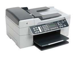 HP OfficeJet J5780 All-In-One Inkjet Printer Low PgCount - $173.90