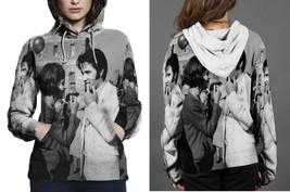 Marlyn Manson & Elvis Presley Film Hoodie Women - $45.99+