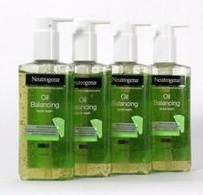4 Neutrogena Refreshingly Clean Facial Wash  Pink Grapefruit Blemish Pro... - $33.99