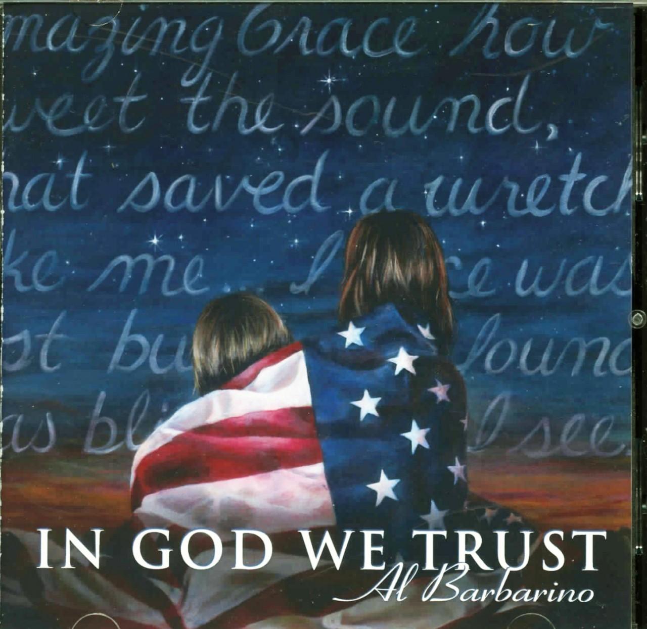 In god we trust by al barbarino