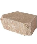 Retaining Wall Block Light Almond Blend Beige (144 Pieces/ 46.6 Sq. ft./... - $1,047.88