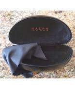Ralph Ralph Lauren Sunglasses Clam Shell Hard Case with Soft Cloth - $12.99