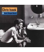 Heart Shaped World by Chris Isaak (CD, Jun-1989, Reprise) - $1.05