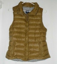 GAP Lightweight Puffer Vest Folds Into Pocket XS - $17.82