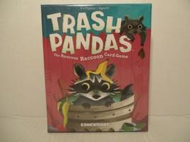 Gamewright Trash Pandas - The Raucous Raccoon Card Game Ages 8+ BRAND NE... - $13.75