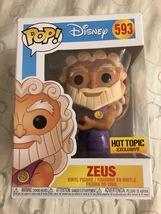 Funko Pop Disney Hercules ZEUS with PEGASUS #593 Hot Topic EXCLUSIVE - $14.95