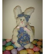 Boyds Bears Cousin Rose Anjanette Bunny Rabbit NWT - $13.99