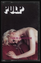 Pulp This is hardcore Unofficial Russian tape audio cassette   - $15.00