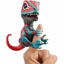 Untamed Raptor - Series 2 Fingerlings - Mutant (Red Blue) - Interactive ... - $42.95