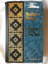 Matthew Henry's Commentary on the Whole Bible Vol. VI: Act to Revelation... - $10.39