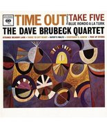 Time Out by The Dave Brubeck Quartet CD - $6.28