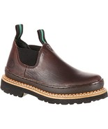 Georgia Boot Baby GR14 Ankle, Soggy Brown, 8 M US Toddler - $91.15