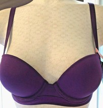 NWT Maidenform Longline Push Up 34A Underwire Bra Convertible Back Strap... - $15.00