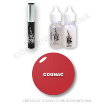LIP INK Organic  Smearproof Special Edition Lip Kit -Cognac - $49.90