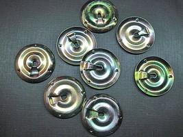 8 pcs 1980-1987 GMC Caballero & Chevy El Camino rocker moulding clips NOS - $9.90