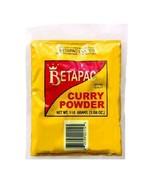 BetaPac Curry Powder Jamaica Jamaican 110 g 3.88 oz - $9.49