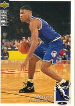 1994-1995 Upper Deck Collector's Choice Card Askia Jones #360 Timberwolv... - $1.97