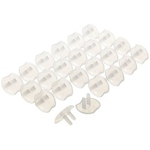 Dreambaby Outlet Plugs, 24 Count